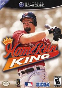 HOME RUN KING - GameCube Game