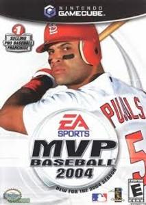 MVP Baseball 2004 - GameCube Game