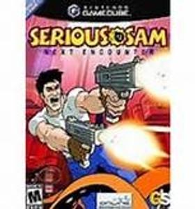 SERIOUS SAM NEXT ENCOUNTER- GameCube Game