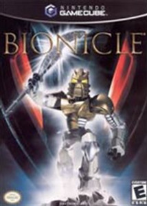 BIONICLE - GameCube Game