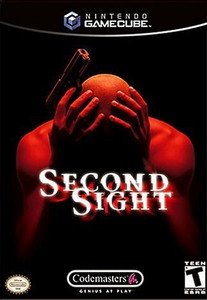 SECOND SIGHT - GameCube Game
