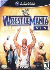 Wrestlemania XIX - GameCube Game