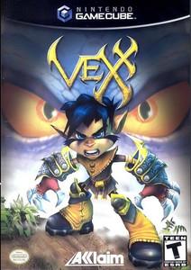 VEXX - GameCube Game