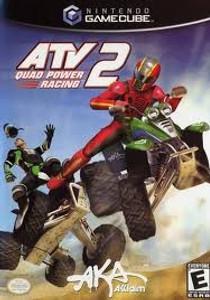 ATV Quad Power Racing 2 - GameCube Game