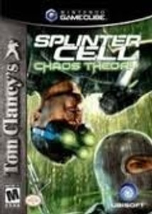 Splinter Cell Chaos Theory - GameCube Game