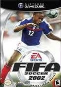 Fifa Soccer 2002 - GameCube Game