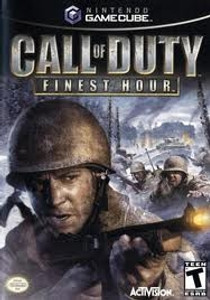 Call of Duty Finest Hour - GameCube Game