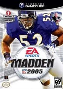 Madden 2005 - GameCube Game
