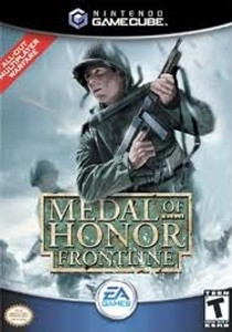Medal of Honor Frontline - GameCube Game