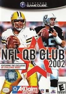 NFL QB Club 2002 - GameCube Game