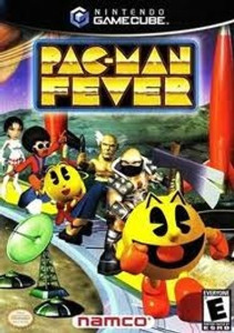 Pac-Man Fever - GameCube Game
