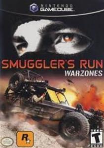 Smuggler's Run War Zones - GameCube Game