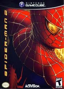 Spider-Man 2 - GameCube Game