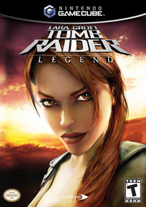 Tomb Raider Legend - GameCube Game