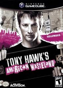 Tony Hawk's American Wasteland - GameCube Game