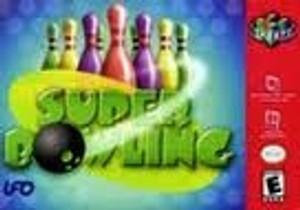 Complete Super Bowling - Nintendo N64