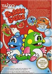 Complete Bubble Bobble - NES