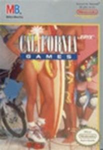 Complete California Games - NES