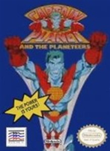 Complete Captain Planet and The Planeteers - NES