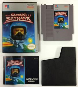 Captain Skyhawk - Complete NES GameComplete Captain Skyhawk - NES