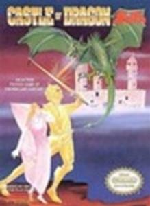 Complete Castle of Dragon - NES