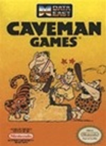 Complete Caveman Games - NES