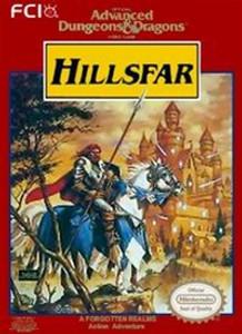 Complete AD&D: Hillsfar (RPG) - NES
