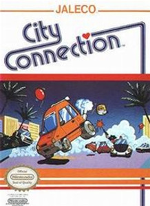 Complete City Connection - NES
