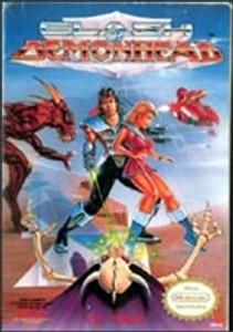 Complete Clash at Demonhead - NES
