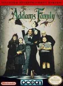 Complete Addams Family, The - NES