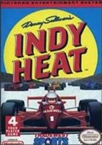 Complete Danny Sullivan's Indy Heat - NES