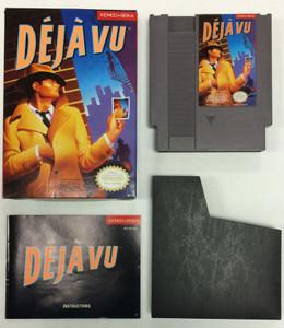 Deja Vu - Complete NES GameComplete DeJa Vu - NES