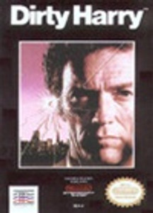 Complete Dirty Harry - NES