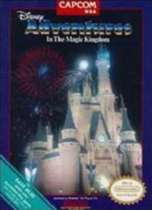 Complete Adventures in The Magic Kingdom - NES