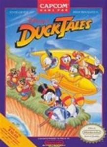 Complete Duck Tales, Disney's - NES