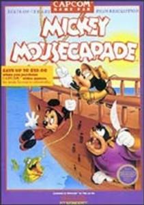 Complete Mickey Mousecapade, Disney's - NES