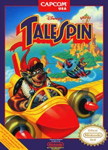 Disney's Tale Spin - NES