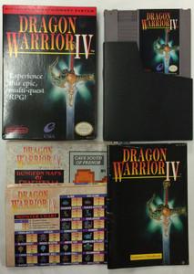 Dragon Warrior IV - Complete NES Game