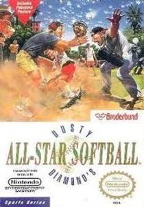 Complete Dusty Diamond's All Star Softball - NES