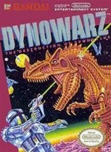 Complete Dynowarz - NES