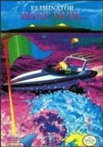 Complete Eliminator Boat Duel - NES