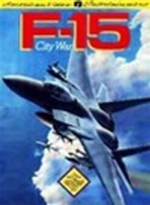 Complete F15 City War - NES