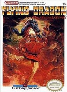 Complete Flying Dragon - NES