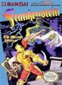 Complete Frankenstein:The Monster Returns - NES