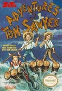 Complete Adventures of Tom Sawyer - NES