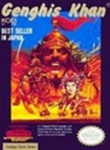 Complete Genghis Khan - NES