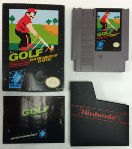 Golf - Complete NES GameComplete Golf - NES
