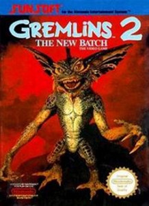 Complete Gremlins (2)II:The New Batch - NES