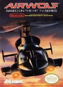 Complete Airwolf - NES