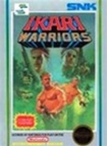 Complete Ikari Warriors - NES